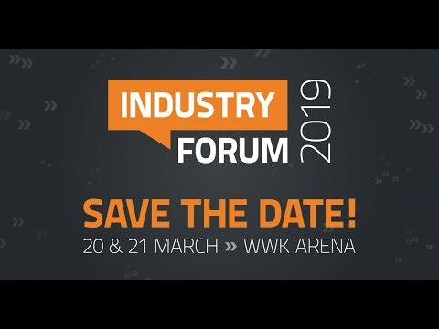 CADENAS Industry Forum 2019 - Register now!