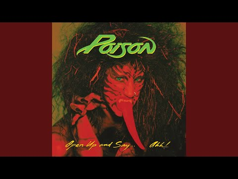 poison livin for the minute 2006 remaster