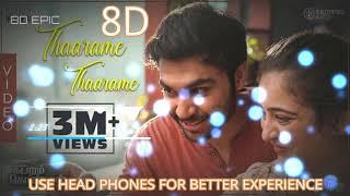 Thaarame Thaarame 8d kadaram kondan chiyan Vikram Ghibran