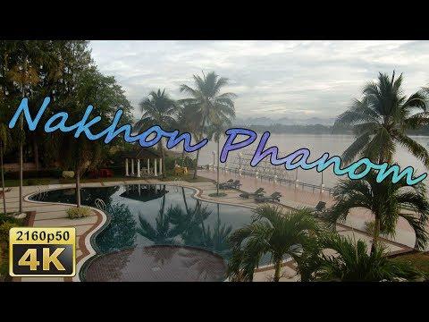 Fortune River View Nakhon Phanom - Thailand 4K Travel Channel