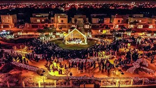 The Gathering brings winter wonderland to Riyadh