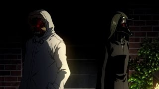 Tokyo Ghoul √A (Root A) - 09 - Devil Apes and Black Dogs Teamup Against CCG [Episode 9 Preview]