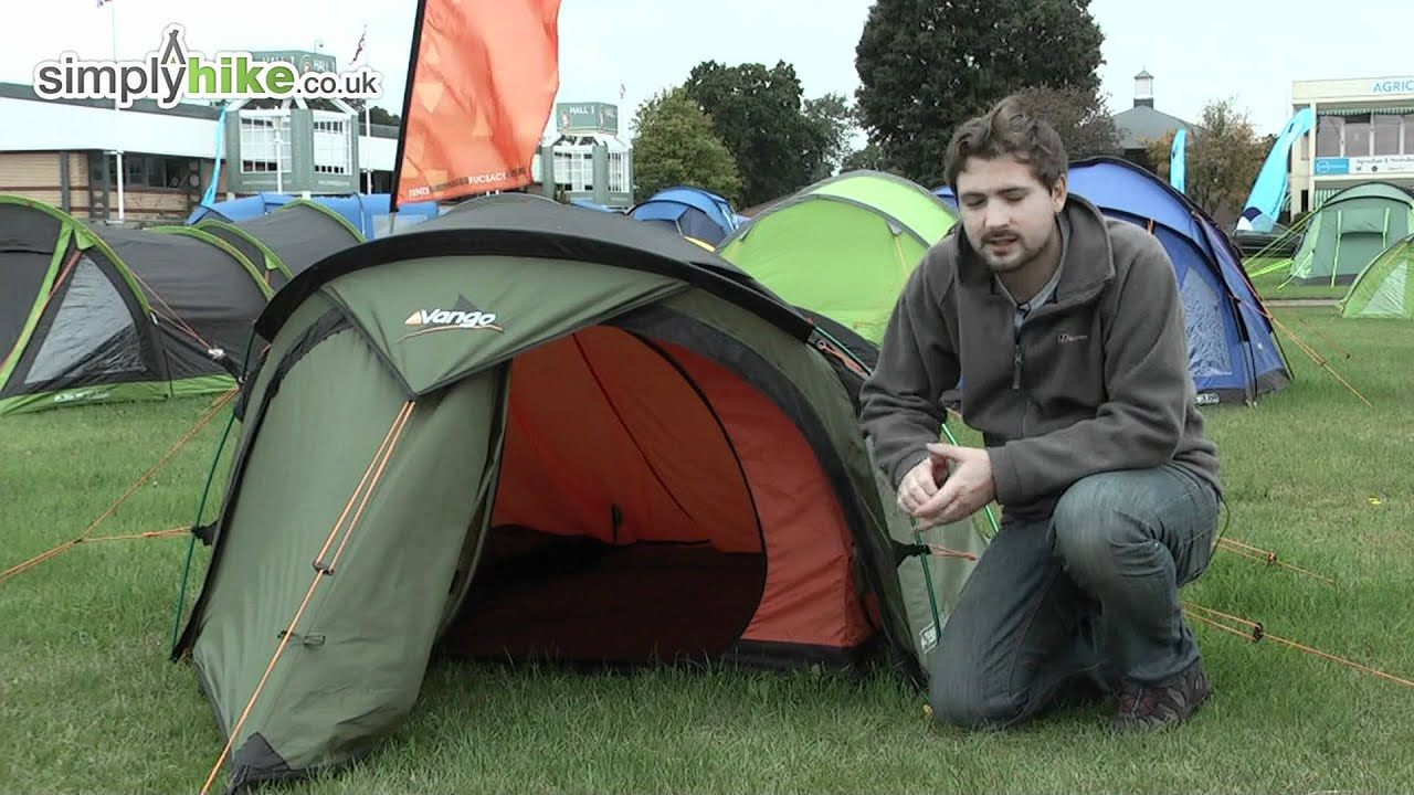 sc 1 st  YouTube & Vango Tempest - www.simplyhike.co.uk - YouTube