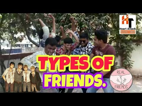 types-of-friends