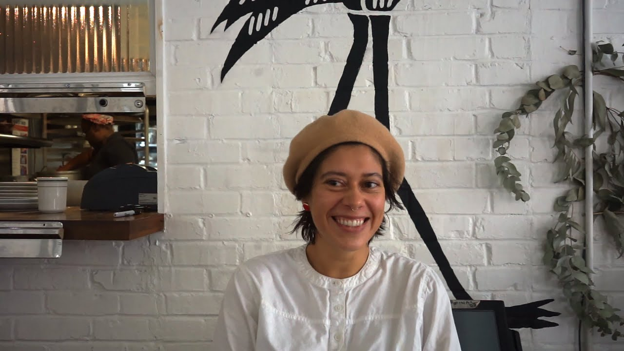 Hybrid Atlanta Interview With Mexican Chef Maricela Vega Youtube