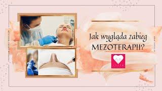 Dr Monika Lelonkiewicz- Zabieg Mezoterapii w Centrum Dermatologii i Laseroterapii Uroda Wrocław