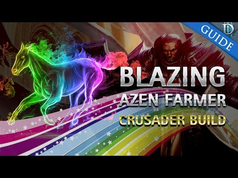 Diablo 3 Crusader Blazing Farmer Build