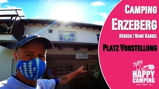 Campingplatz Vorstellung Ferienanlage Erzeberg bei Kassel | Happy Camping
