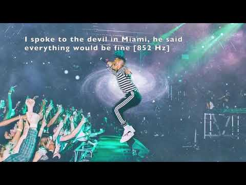 XXXTENTACION - I Spoke To The Devil In Miami, He Said Everything Would Be Fine [852 Hz]