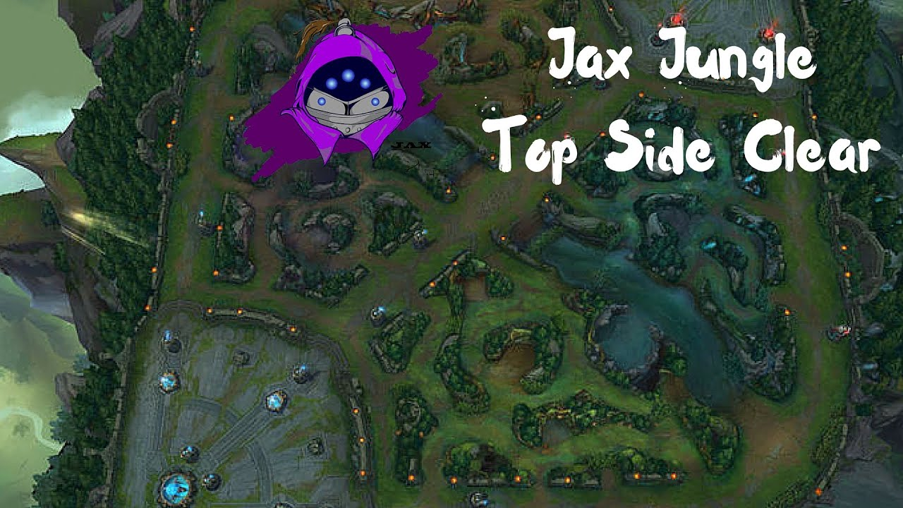 how to clear jungle with shaco