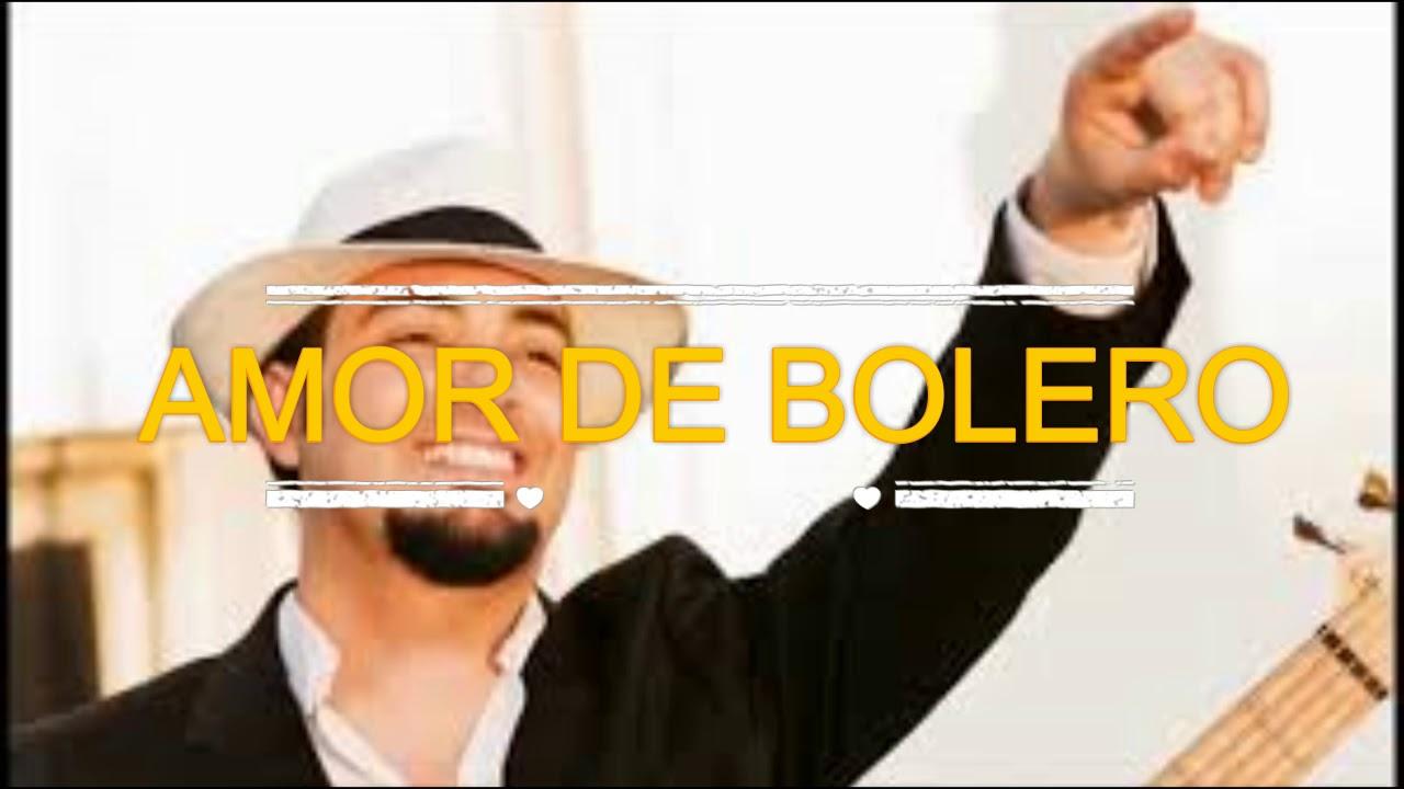 AMOR DE BOLERO   KARAOKE