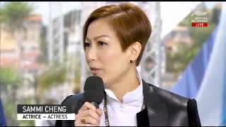 康城影展2013《盲探》英語訪談 - 鄭秀文 劉德華 杜琪峯 韋家輝