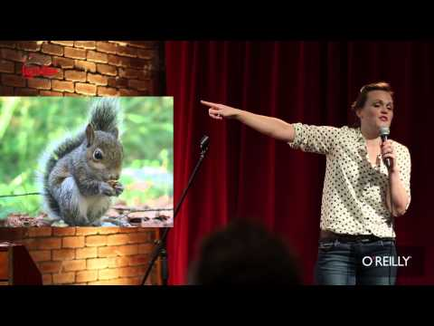 Diary of An Obsession (Ignite Cardiff 14 - Episode 8 - Beck Holmes)