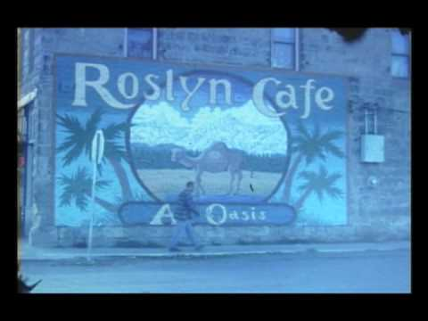 Northern Exposure intro filmed on location in Roslyn, WA - on super 8mm!