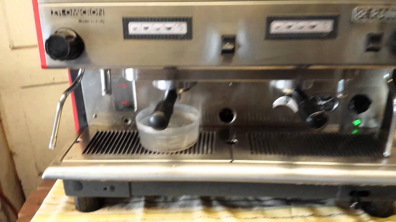 Rancilio Z11 2 Group Commercial Automatic Espresso Machine Overview