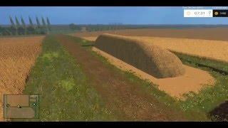 Farming Simulator 2015 карта Янова долина  обзор