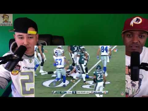 Eagles vs Cowboys | Reaction | NFL Week 11 Game Highlights