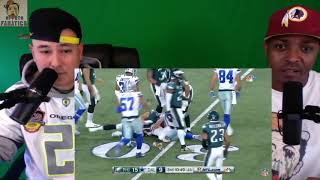 Eagles vs Cowboys   Reaction   NFL Week 11 Game Highlights