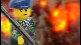 ЛЕГО ВОЙНА НА УКРАИНЕ | LEGO WAR ON UKRAINE