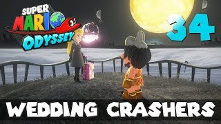 [34] Wedding Crashers (Let's Play Super Mario Odyssey w/ GaLm)