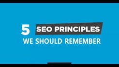 5 Principles of SEO for Developers