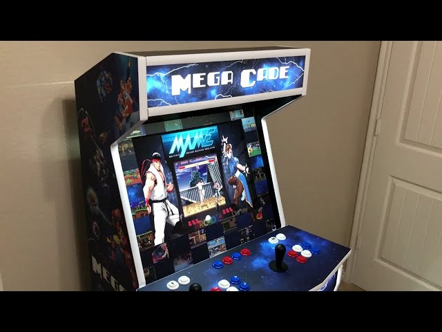 Modded Arcade1Up to Game Rooms Solutions (GRS) Level Up Part 1