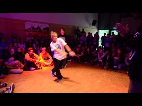Ganna & Nati vs Deerockz / SIX1 CYPHER Battle