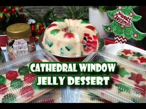 Cathedral Window Jelly Recipe | How To Make Cathedral Windows