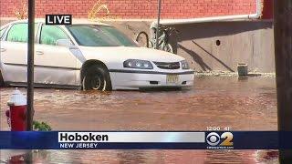 Hoboken Water Main Woes