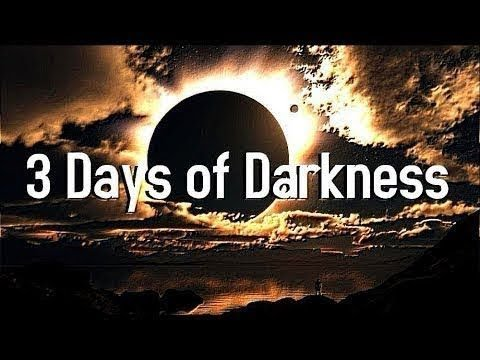 3 Days Of Darkness Prophecy | Livestream