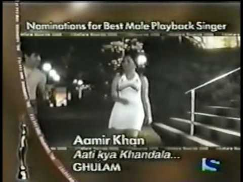 Filmfare Awards '98 - Best Lyrics, Best Male Playback Singer
