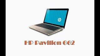 Заводской брак ноутбука HP Pavilion G62 + нюансы разборки