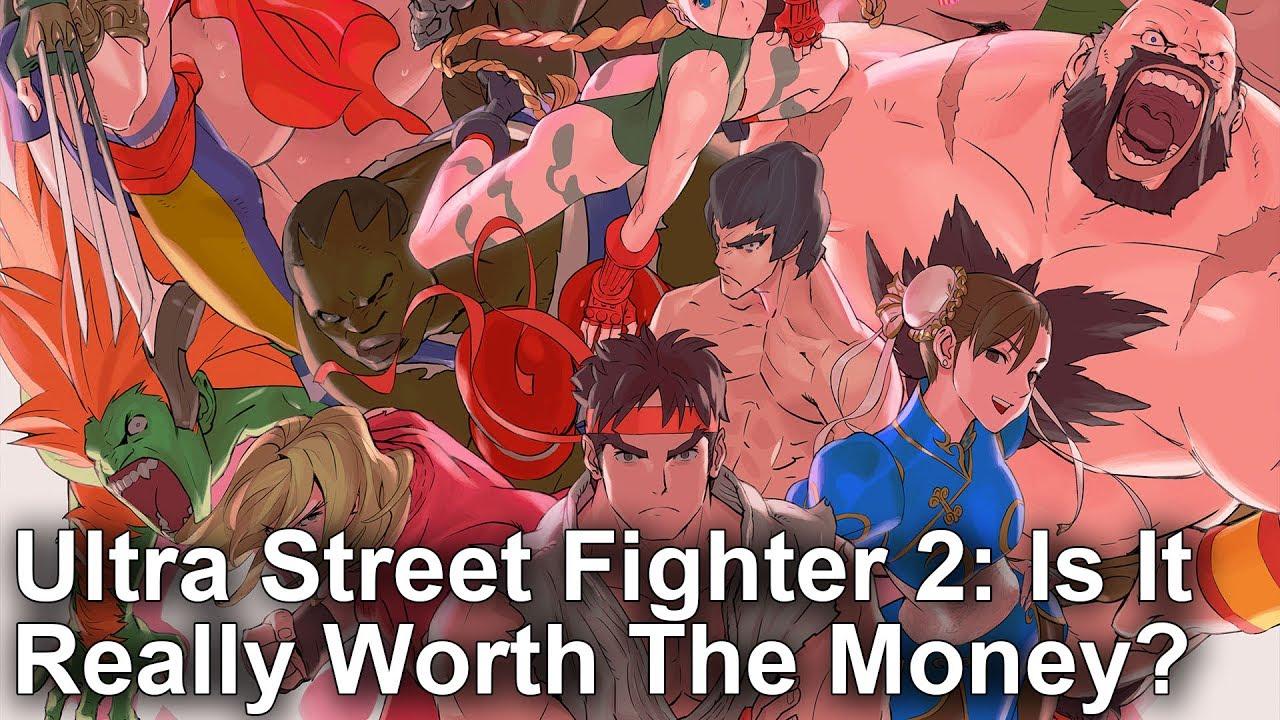 street fighter 2per xbox