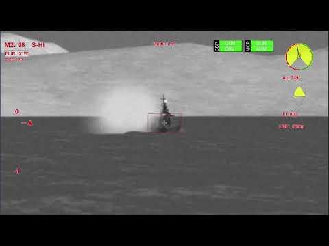 RWS Tracking Target Engagement