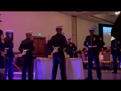 Marine Corp Birthday Ball! || 2019