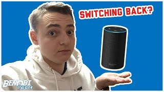 I'm Switching Back To The Amazon Echo... | Apple Music Coming To The Amazon Echo