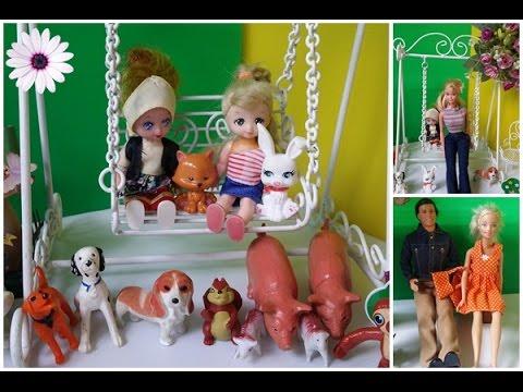 ละครบาร์บี้ เรื่องฟาร์มแสนสุข Barbies