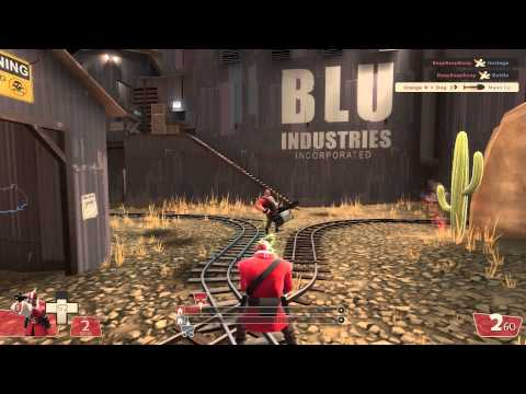 TF2: Ent_Create & Ent_Fire Commands (For Buildings) by LUIGI MAN