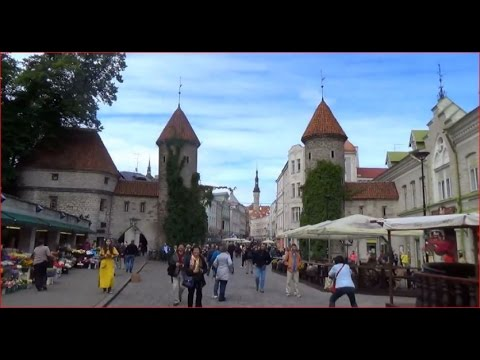 Du Lich Tallinn - Estonia