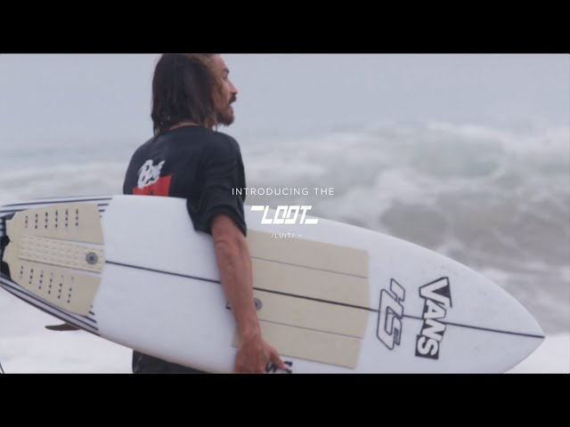 HYDENSHAPES SURFBOARDS INTRODUCING THE LOOT