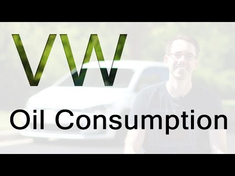 VW | Audi Oil Consumption - How much is too much?