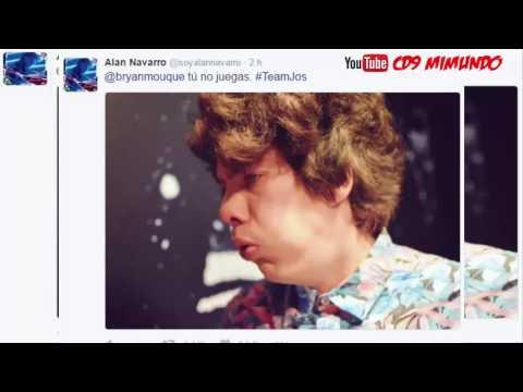 CD9 Pelea Epica Por Twitter