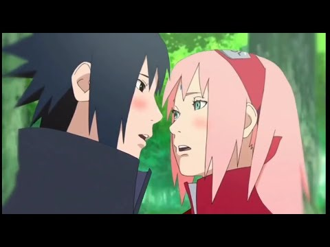 Sasuke Sakura Love Story AMV Naruto Hometown Smile