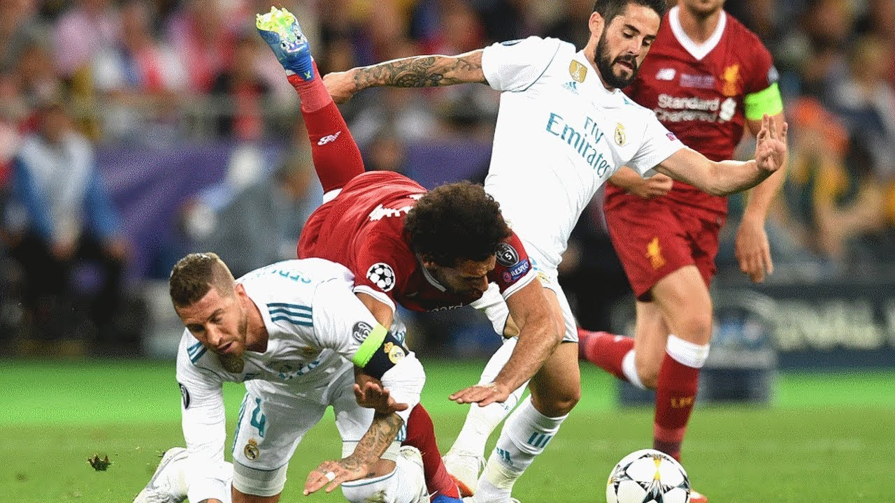 🔴 REAL MADRID - LIVERPOOL ! ( FINALE CHAMPIONS LEAGUE ) - YouTube