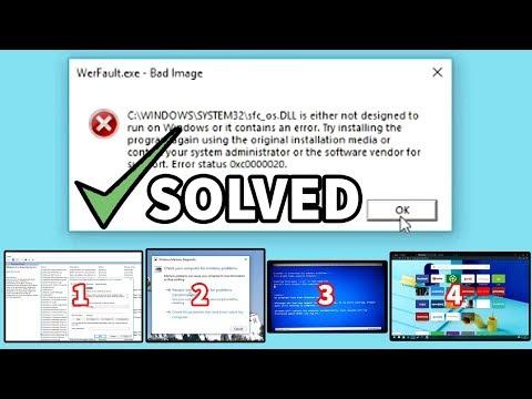 FIX! WerFault.exe - Bad Image Opera Problem SOLVED