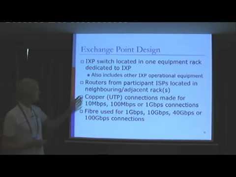 MENOG 13 Tutorials: IXP Design -- Philip Smith (APIA)
