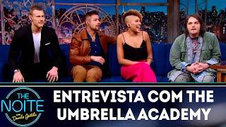 Baixar Entrevista com The Umbrella Academy | The Noite (10/12/18)