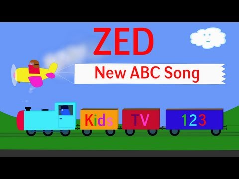 Thumbnail: New ABC Song (ZED version)
