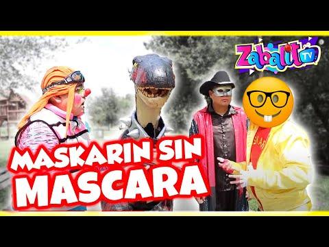 MASKARIN Sin MASKARA/ZABALITO Y SU SHOW DE PAYASOS/MANITO Y MASKARIN/LOS MANITOS