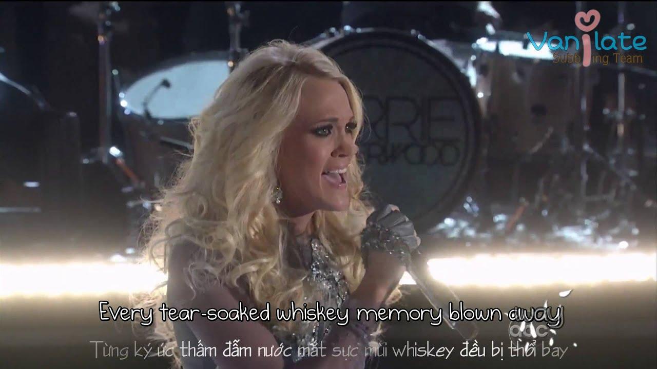Download [Vietsub+Kara]Carrie Underwood - Blown Away - CMA Awards 2012